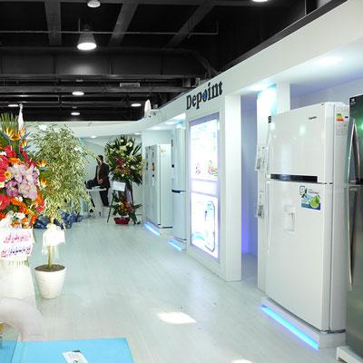 غرفه سازی غرفه گل آسای سرما